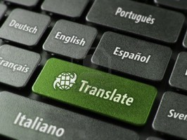 We never use machine translation - only certified native speakers with more than 10 years of experience
